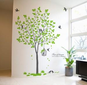 wall decal tree